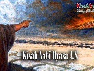 kisah-nabi-ilyasa-a-s